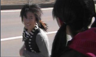 キンタロス走る 画像