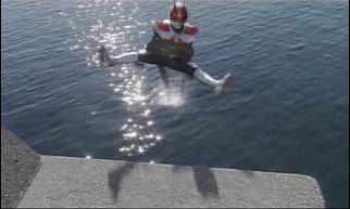 モモタロス泳げない 画像
